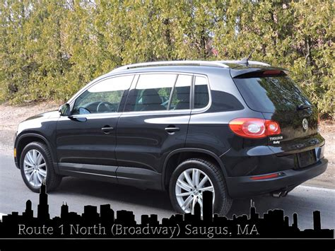 used 2011 volkswagen tiguan sel 4motion at auto house usa