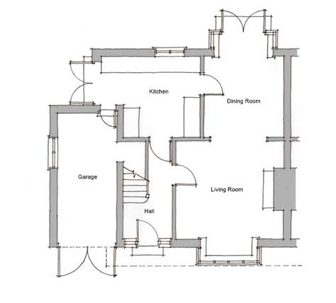 floor plans for semi detached houses how to transform a semi detached home homebuilding