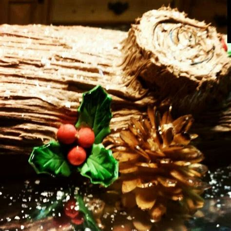 images of christmas logs christmas yule log cake my cakes pinterest