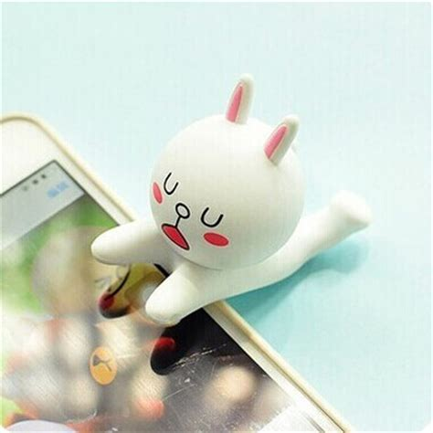 Rabbit Shape Car Headrest Dots Descendants Of The Sun 021060 Rae6b5 skeleton white rabbit shape simple design silicone phone holder asujewelry