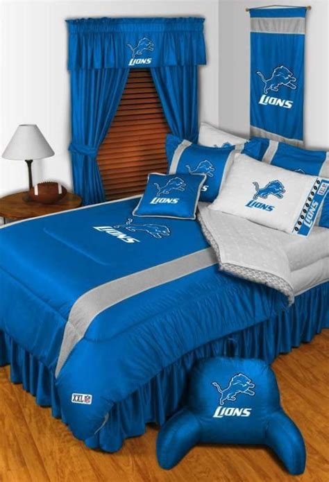 lion comforter set 17 best images about detroit lions on pinterest football
