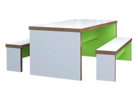 breakout bench block breakout table