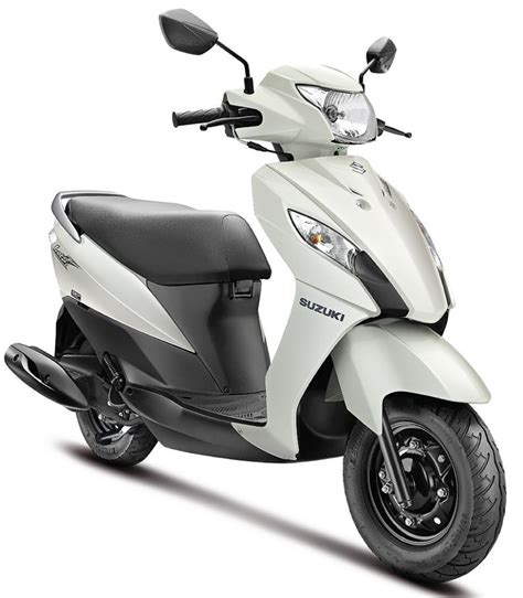New Suzuki Scooters Suzuki Launched Let S Scooter In New Dual Tone Colors