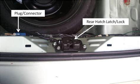 door open ajar warning light staying on repaired