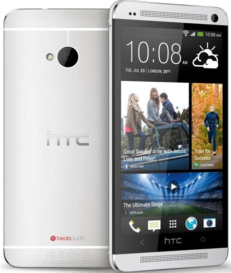 Htc One M7 htc one m7 pn07120 at t unlocked lte android 4 1 32gb