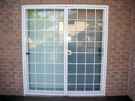 Cardinal Gates Patio Door Guardian 100 Sliding Glass Door Security Bar Walmart