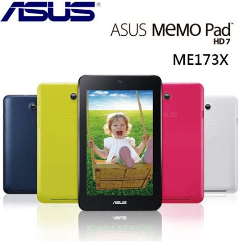 Tablet Asus Memo Pad Hd 7 Me173x taiwan product new asus me173x memo pad hd 7 quot wifi 16gb android os tablet blue free
