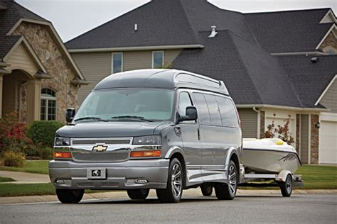 7 passenger chevy gmc conversion vans by explorer