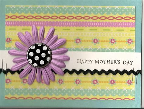 How To Make Handmade Mothers Day Cards - handmade mothers day cards