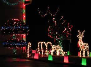 Animated christmas light displays lawrence kansas holiday light