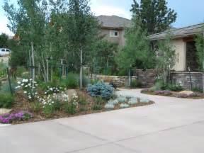 landscapers colorado springs colorado springs demonstration garden xeriscape landscaping services fredell enterprises
