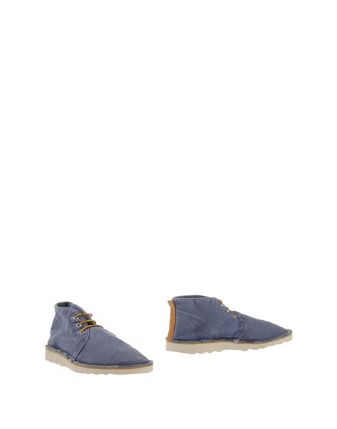 Timberland Boots High Grey 02 timberland ankle boots in blue for lyst