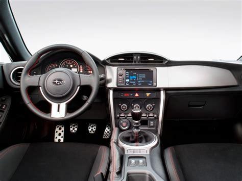 subaru brz custom interior 2013 subaru brz dash