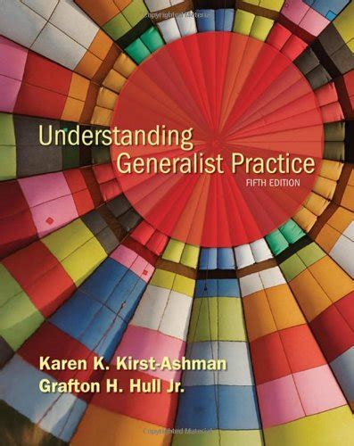 empowerment series generalist practice with organizations and communities biography of author k kirst ashman booking