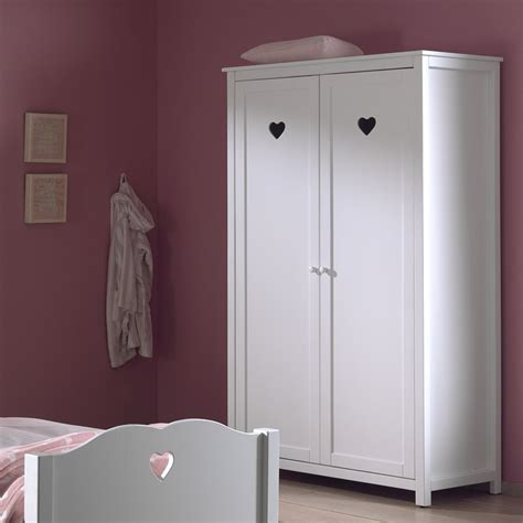 armoire chambre fille beautiful armoire chambre fille blanche gallery
