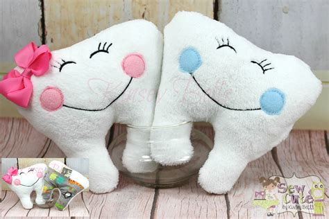 Tooth Shaped Pillow by Plush Tooth Shaped Tooth Pillows Boy Or