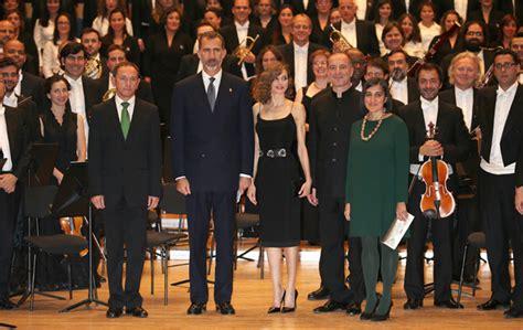 ganadores premios princesa de asturias 2016 los reyes en el concierto previo de los premios princesa