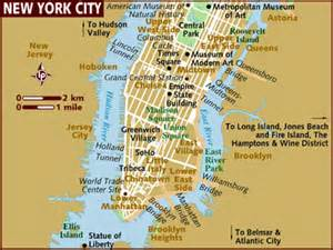 Map Of New York City Attractions by Nyc Tourist Maps Printable New York City Map Nyc Tourist