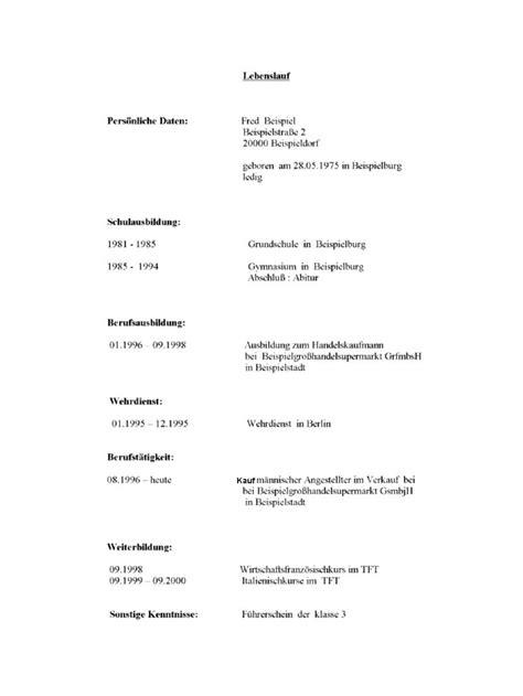 Bewerbung Anschreiben Für Praktikum Wie Lebenslauf F 252 R Bewerbung 4589b9c82