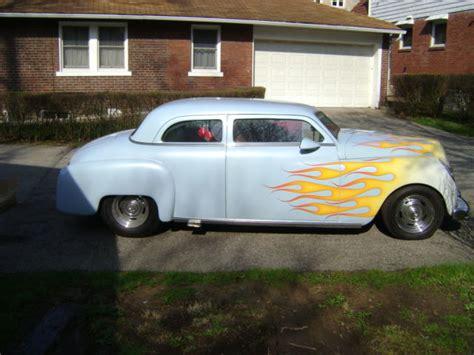 1950 plymouth 2 door coupe 1950 plymouth 2 door coupe rod chop top custom