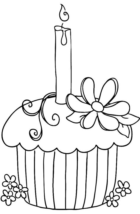 cute cupcake coloring pages az coloring pages
