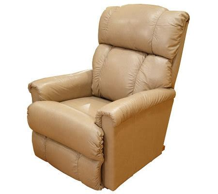 pinnacle lazy boy recliner la z boy pinnacle all leather rocker recliner page 1