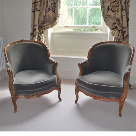 tub armchairs for sale pair of french antique tub chairs antiques atlas