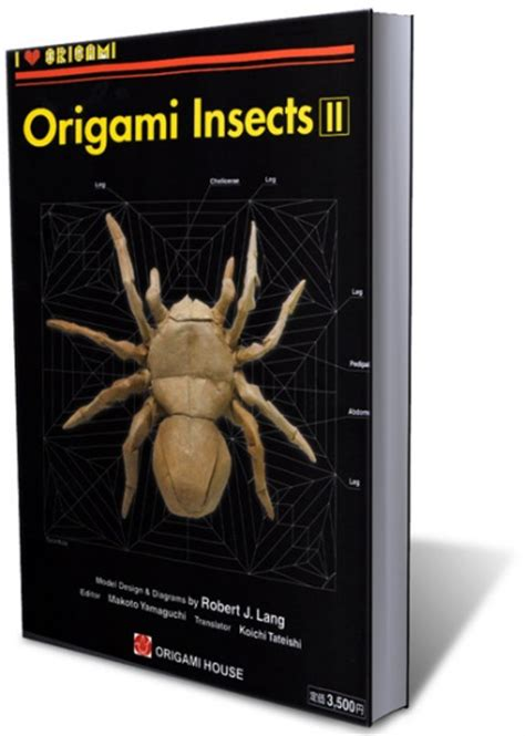 Origami Insects 2 Pdf - origami book insects 2 lang
