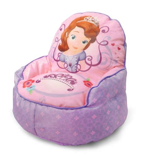 sofia the first sofa disney sofia the first toddler bean bag sofa chair only