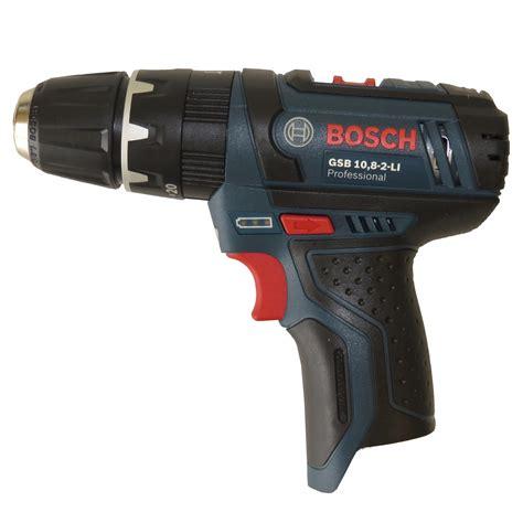 Bosch Gsb 10 8 2 Li bosch gsb 10 8 2 li schlagbohrschrauber ohne akkus