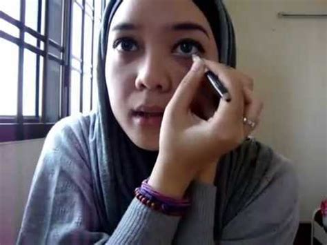 tutorial make up yg sederhana tips make up tutorial praktis sehari hari youtube