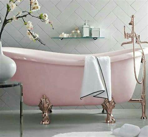 Pink Bathtub by 25 Best Ideas About Pink Bathtub On Bathtub