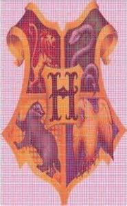 Latch Hook Rugs Hogwarts Crest And Harry Potter Hogwarts On Pinterest Latch Hook Design Templates