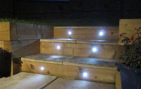 Solutions For Light Sleepers by Truly Innovative Garden Step Lighting Ideas Garden