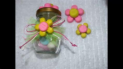 frascos decorados regalo detalles para regalar frascos decorados facilmente youtube