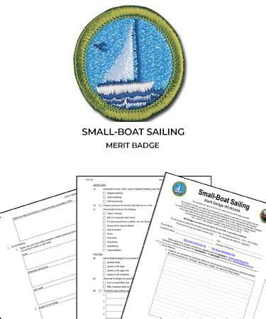 small boat sailing merit badge small boat sailing merit badge worksheet requirements