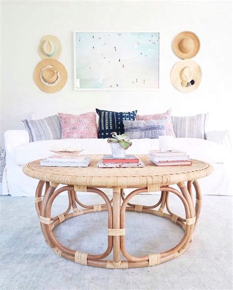 anguilla rattan coffee table best 25 style coffee tables ideas on
