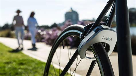 linka smart bike lock bicycle lock review