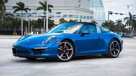 porsche 911 supercar porsche 911 targa 4s blue supercar side view wallpaper
