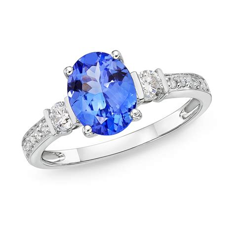 Tanzanite Rings by Out Tanzanite Jewelry With Different Styles