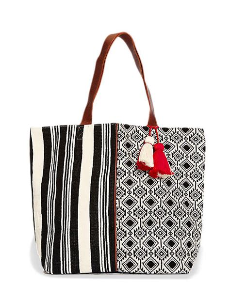 Lucky Brand Patchwork - emilia patchwork tote lucky brand