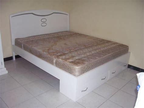 Tempat Tidur Minimalis Olympic 10 gambar tempat tidur kayu jati toko mebel jati jepara