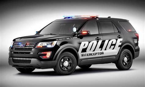 Ford Explorer Interceptor by 2016 Ford Explorer Interceptor