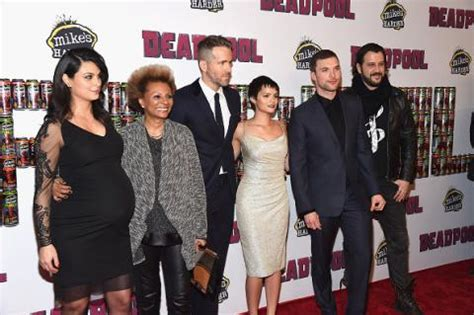 deadpool cast image gallery deadpool cast