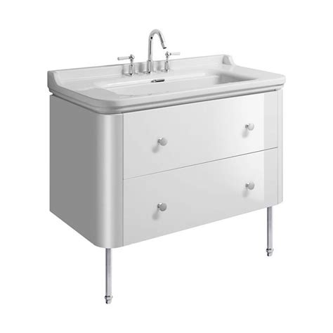 bathroom vanity units on legs bauhaus waldorf vanity unit with legs uk bathrooms
