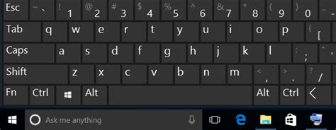 view keyboard layout windows 10 these windows 10 keyboard shortcuts will save you clicks
