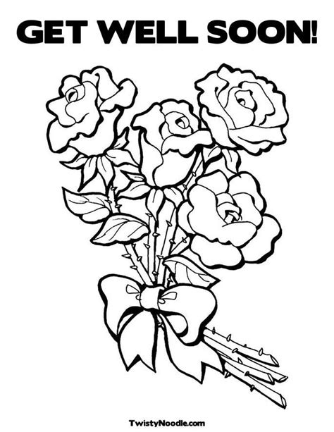 printable coloring pages get well cards get well coloring pages az coloring pages