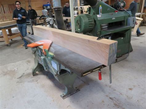 jointer fence ive  popular woodworking