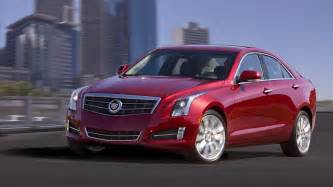 2013 Cadillac Ats Sedan Sedan 171 Road Reality