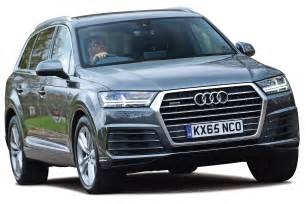 Audi Q7 Audi Q7 Suv Review Carbuyer